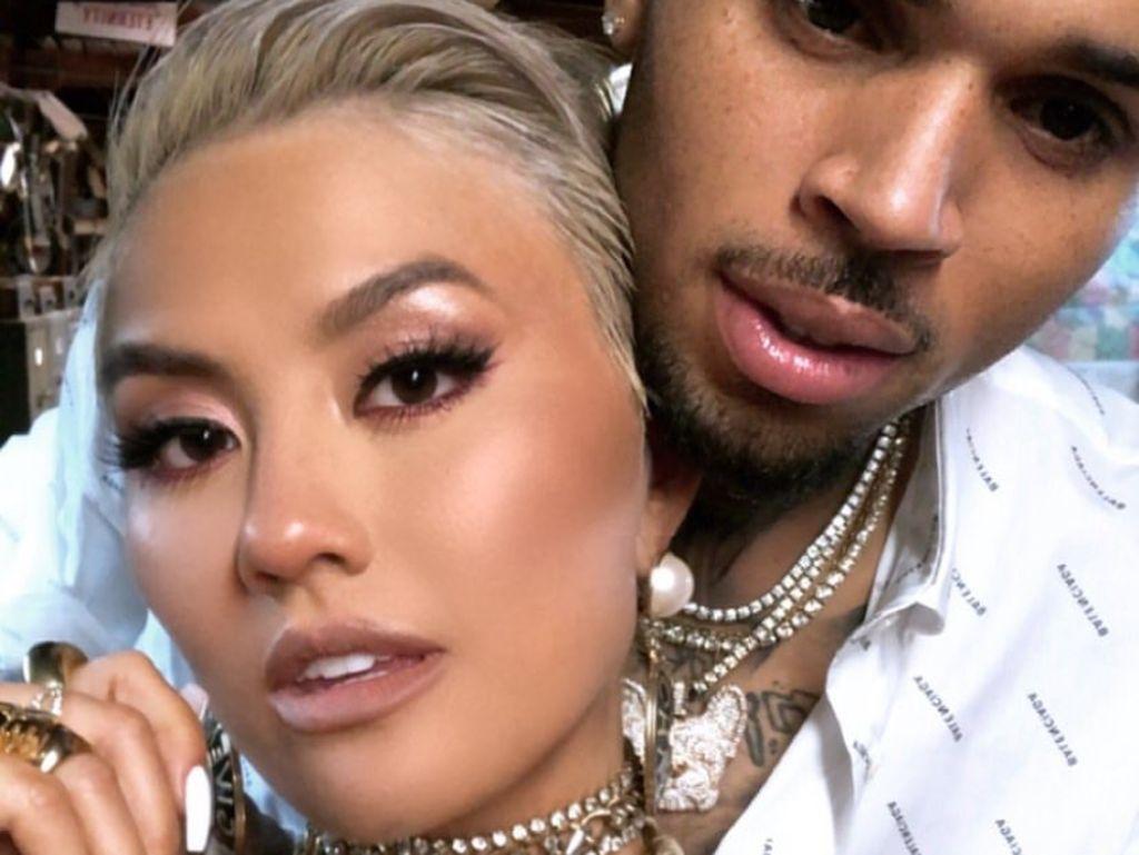 Mesra dengan Chris Brown, Begini Perjalanan Cinta Seorang Agnez Mo