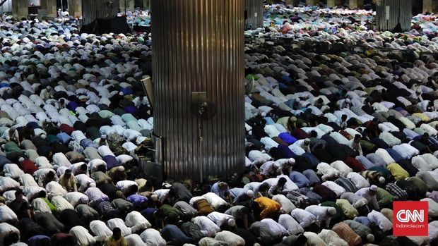 Kemenag: Wajib Ibadah di Rumah Saat Ramadan di Tengah Corona