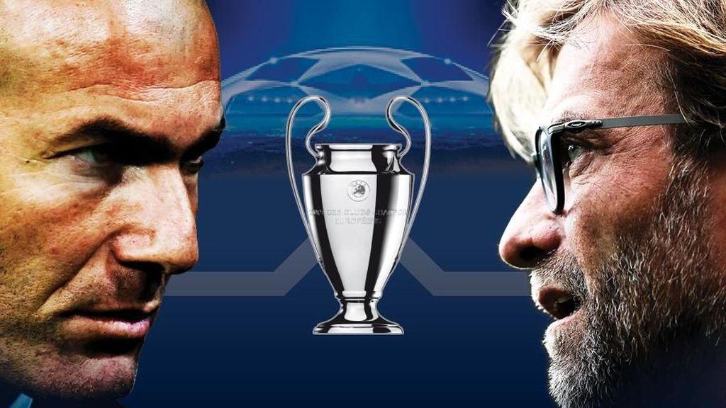 Saatnya Final Liga Champions 2018: Si Merah vs Si Putih