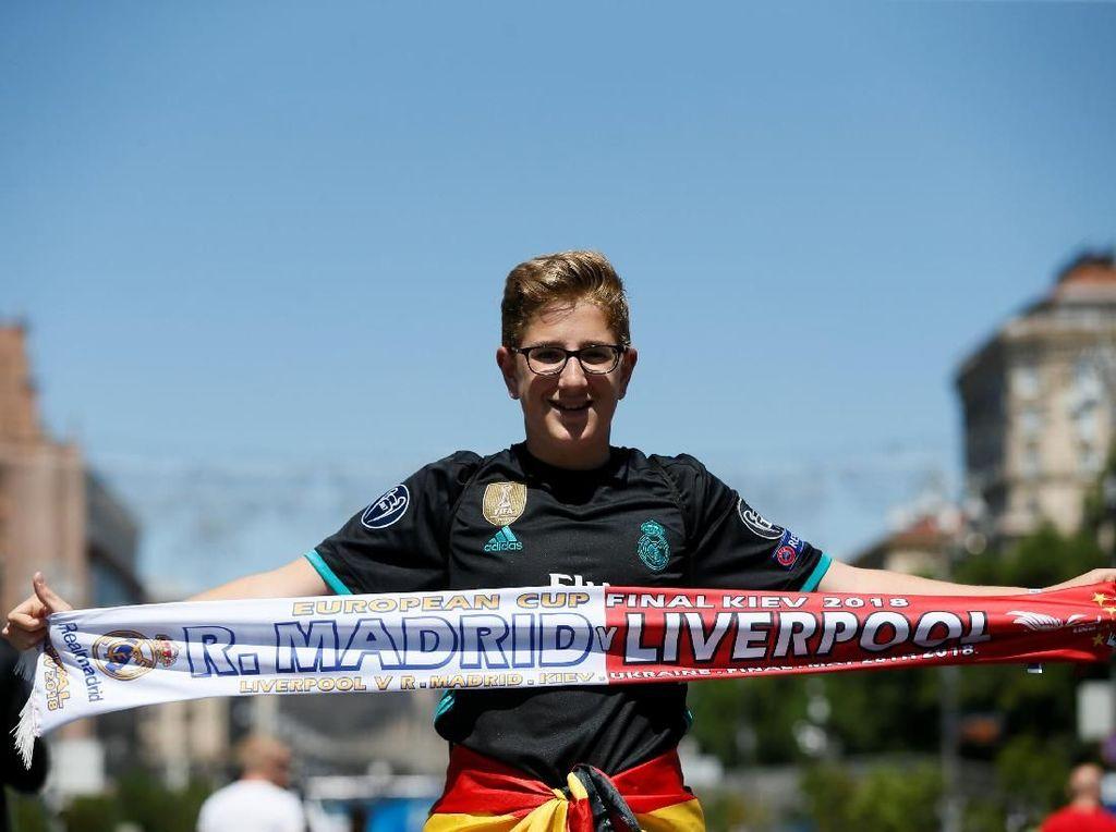 Prediksi Real Madrid vs Liverpool versi Fans di Indonesia