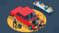 4 Tanda Ini Artinya Suspensi Mobil Detikers Perlu Diganti