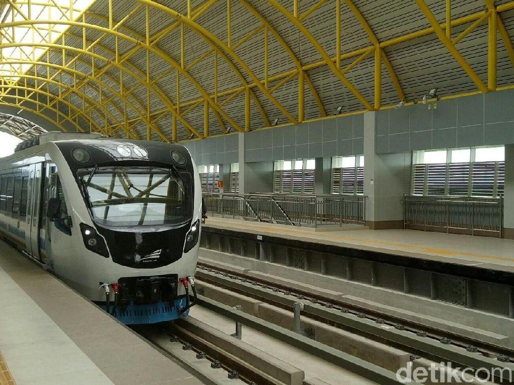 Prabowo Sebut Anggaran LRT Di-mark up, NasDem: Audit Saja