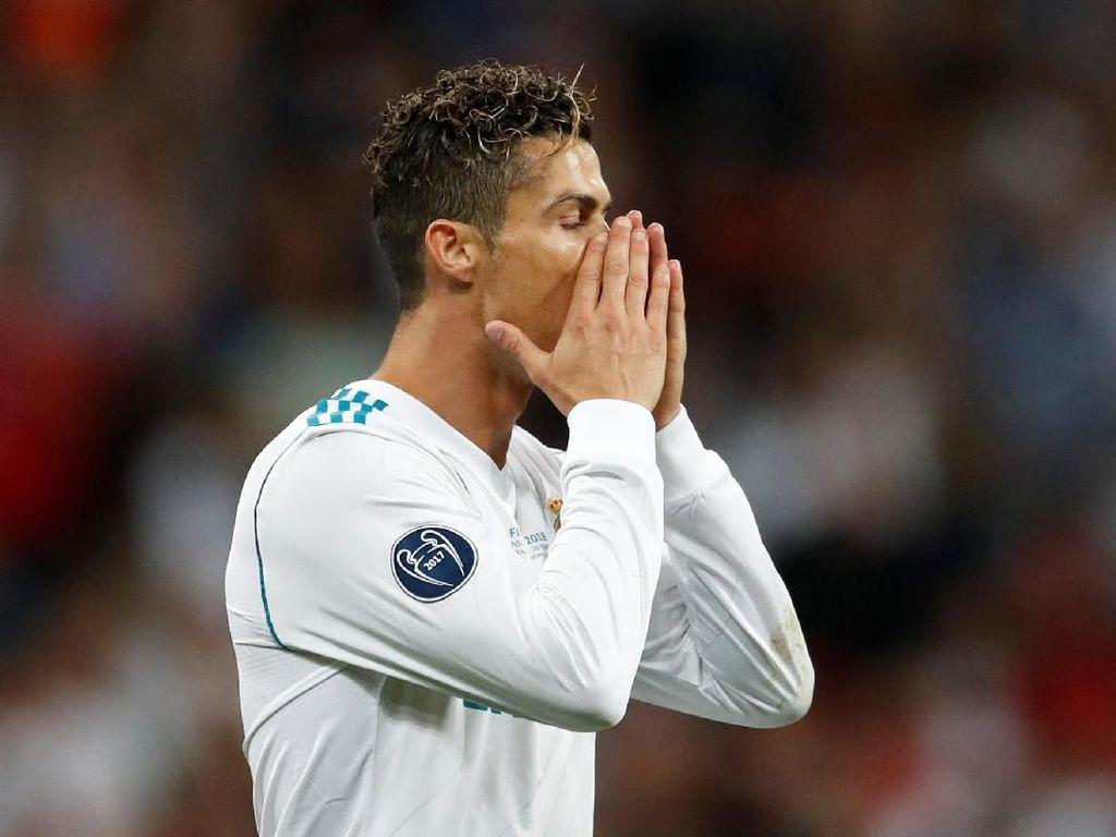 Cristiano Ronaldo-Real Madrid Ada Masalah Apa?