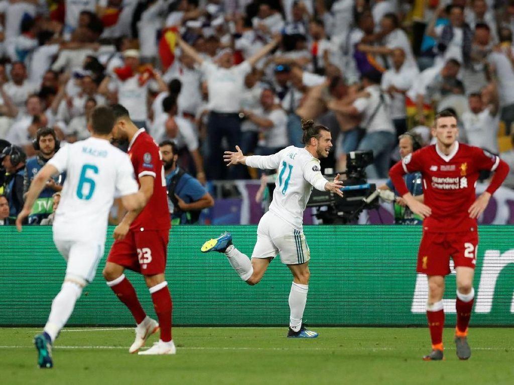 Kekalahan di Final Liga Champions Melecut Liverpool Musim Ini