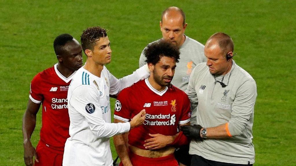 Klopp Ragukan Peluang Salah ke Piala Dunia 2018, Mesir Lebih Pede