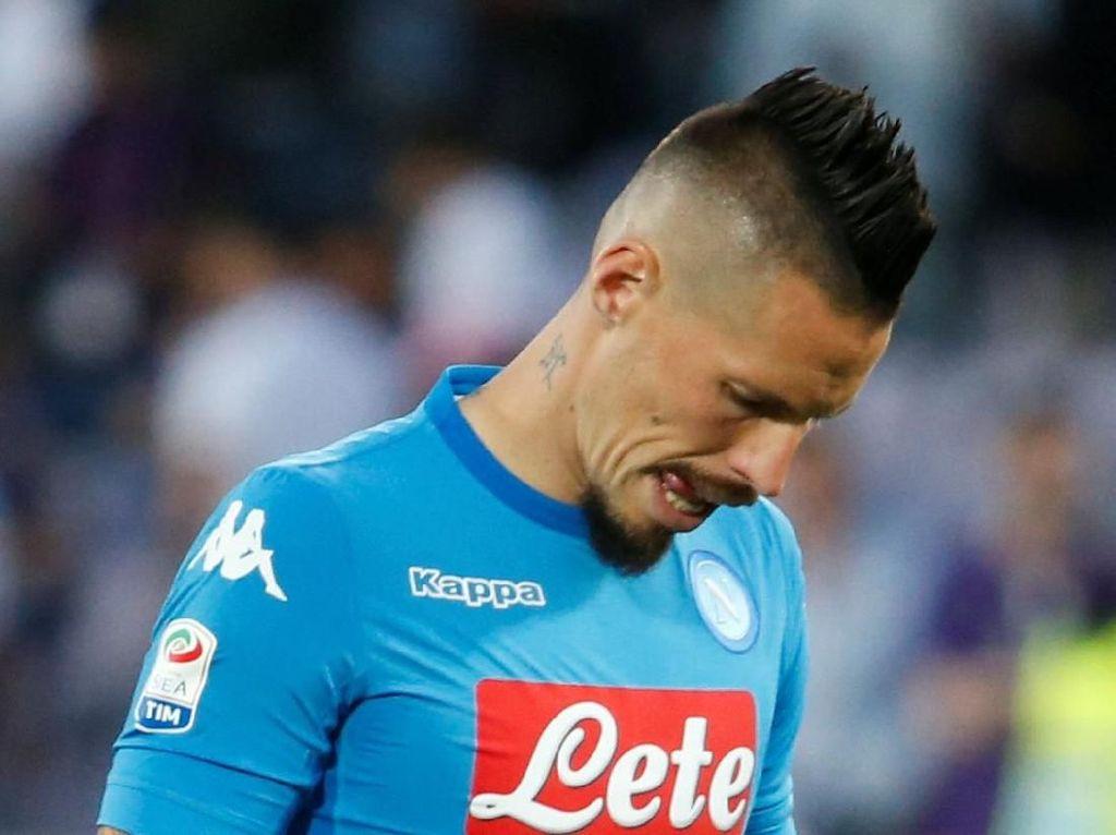 Napoli Pernah Tolak Inter, Milan, dan Juventus yang Coba Goda Hamsik