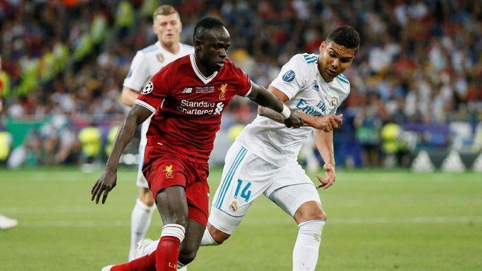 Real Madrid vs Liverpool di final Liga Champions 2018 (Foto: Gleb Garanich/Reuters)