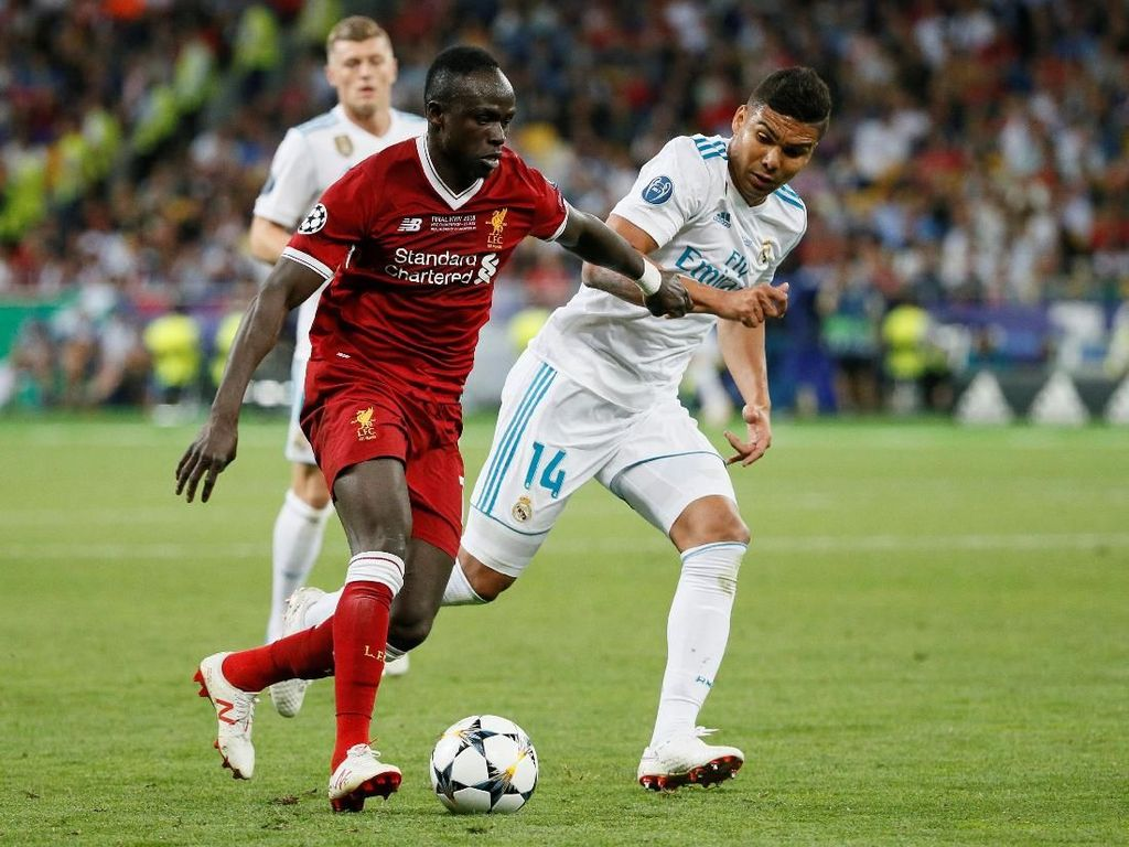 Hasil dan Highlights Final Liga Champions 2018: Real Madrid vs Liverpool