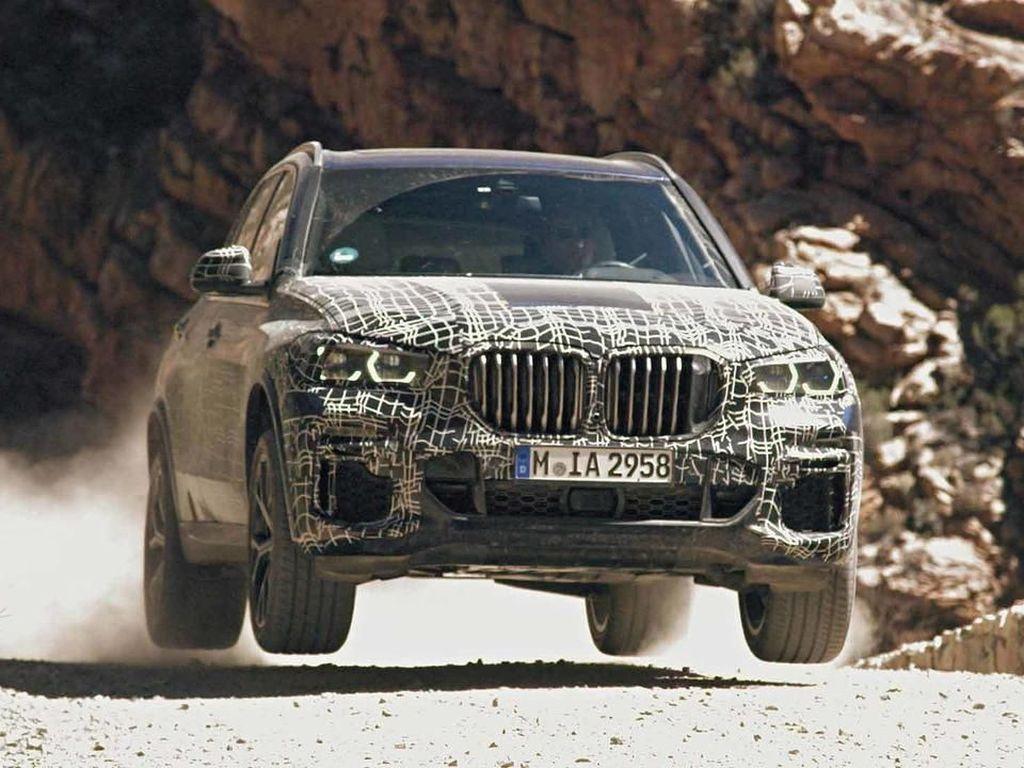BMW X5 Terbaru Kini Semakin Keren