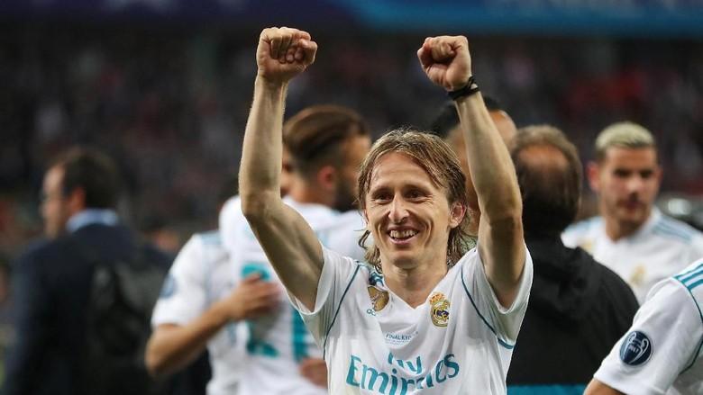 Maaf Inter, Real Madrid Tak Berniat Jual Luka Modric