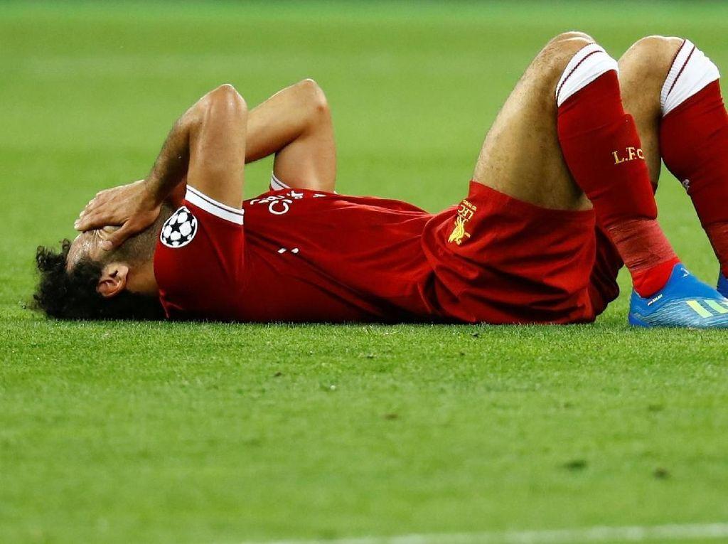 Soal Cedera Salah, Robertson: Itu Bisa Menimpa Siapapun