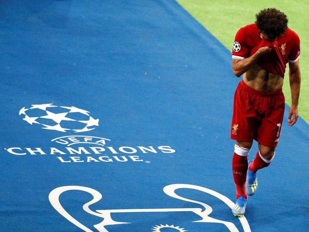 Gerrard: Cedera Salah Memukul Liverpool, Karius...