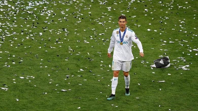 Ronaldo: Real Madrid Sudah Menciptakan Sejarah