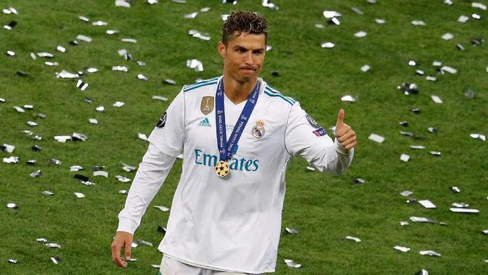 Mental juara Cristiano Ronaldo disebut akan sangat cocok dengan Juventus (Foto: Phil Noble/Reuters)