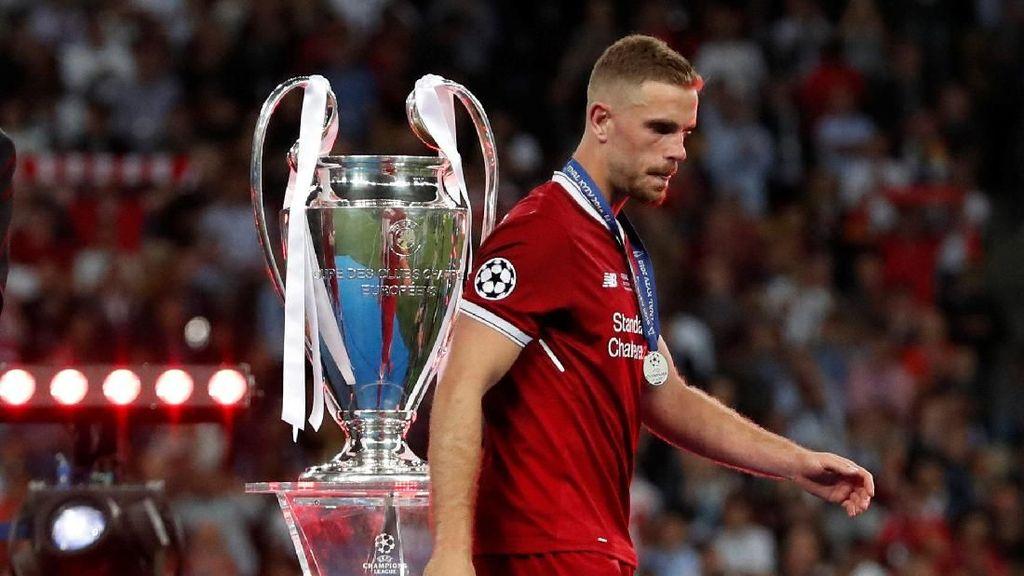 Henderson Kecewa, tapi Akui Real Madrid Lebih Baik