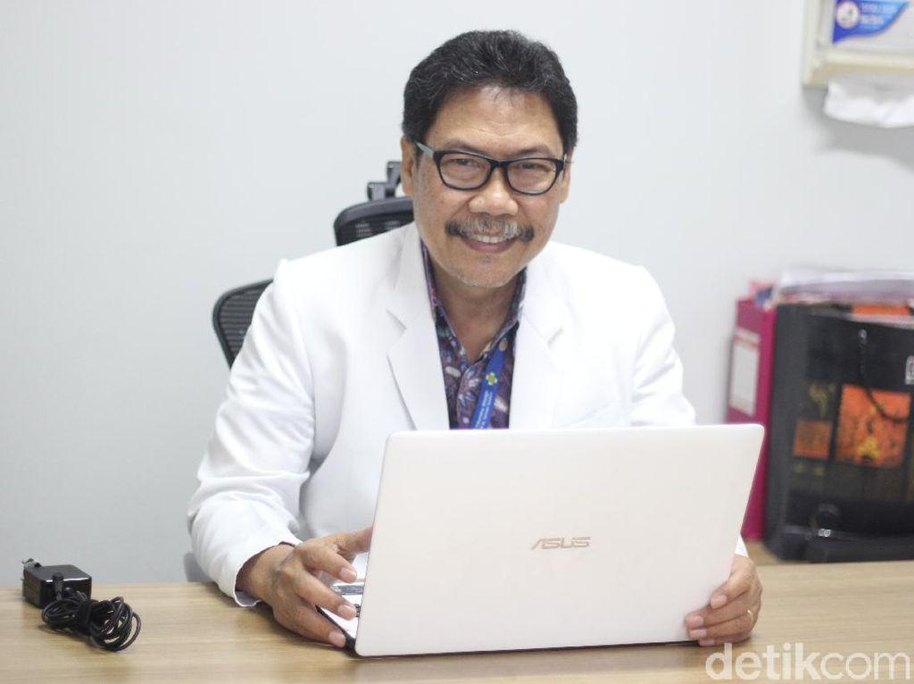 Resep Menyeimbangkan Stres ala Dokter Kocak Agus Ali Fauzi