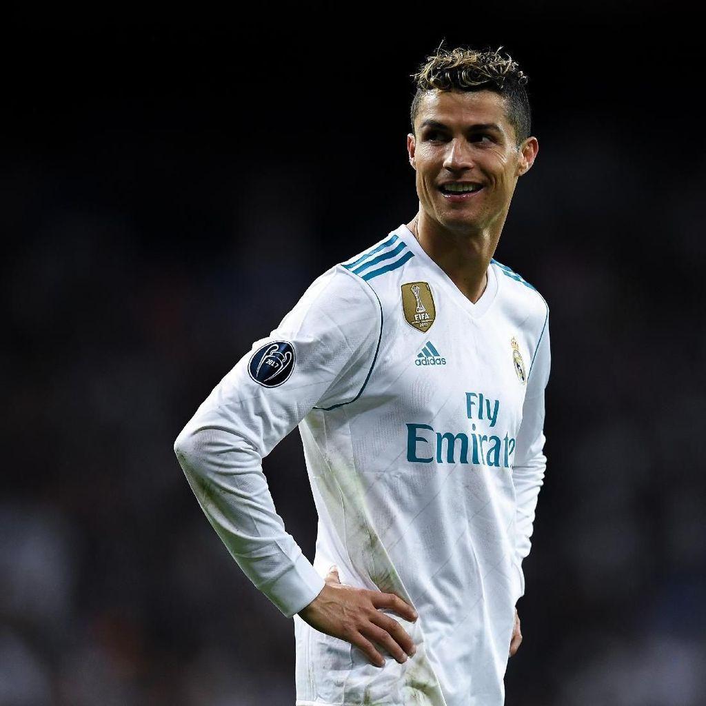 Senangnya Rakitic Kalau Ronaldo Pergi dari Madrid