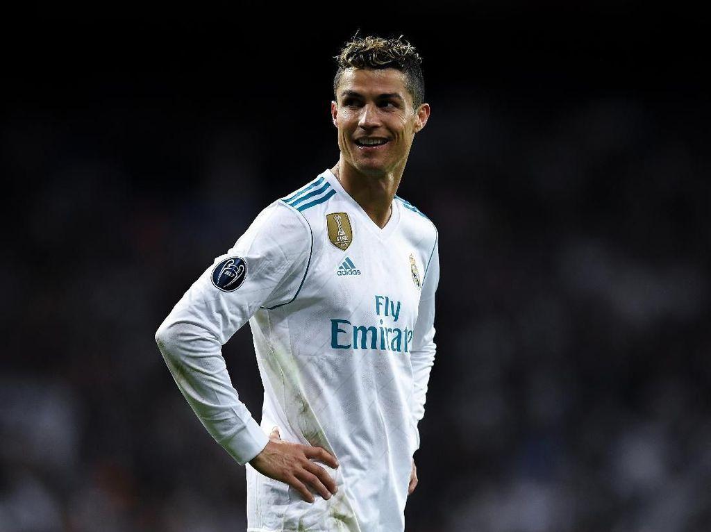 Ramos Akan Bujuk Ronaldo Agar Bertahan di Madrid