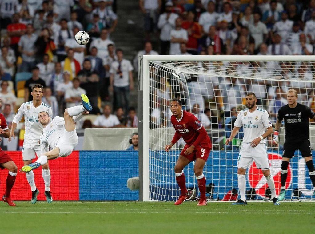 Kalahkan Liverpool, Real Madrid Hat-trick Juara Liga Champions