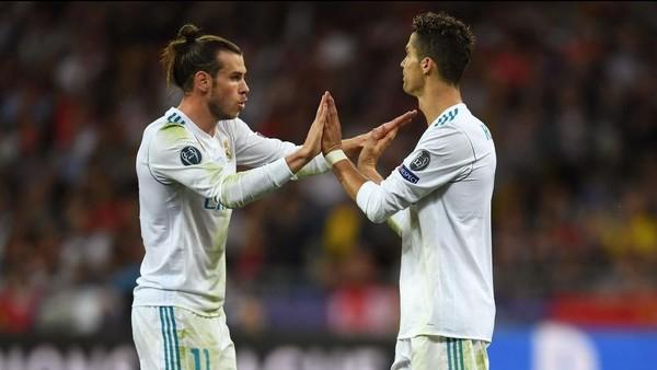 Kepergian Ronaldo Tak Pengaruhi Masa Depan Bale di Madrid