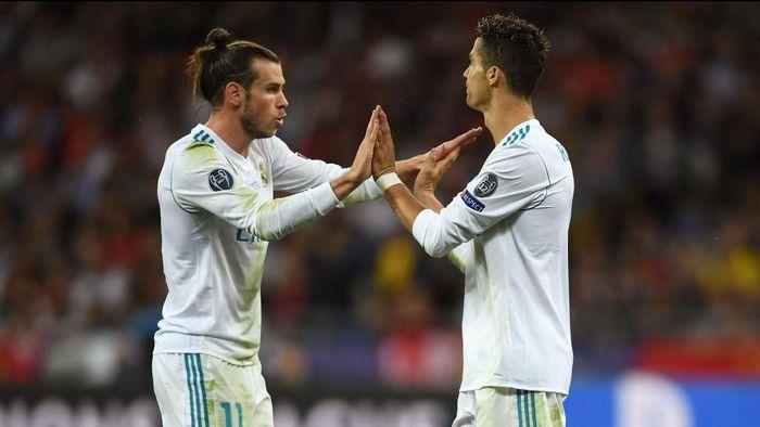 Kepergian Cristiano Ronaldo tidak berpengaruh ke masa depan Gareth Bale di Real Madrid (Foto: David Ramos/Getty Images)
