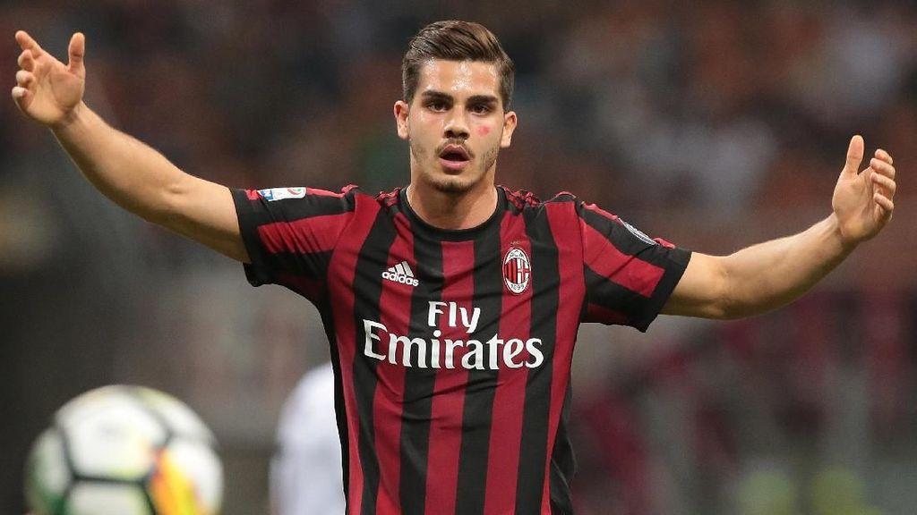 Tak Bersinar di Milan, Andre Silva Kesulitan Beradaptasi