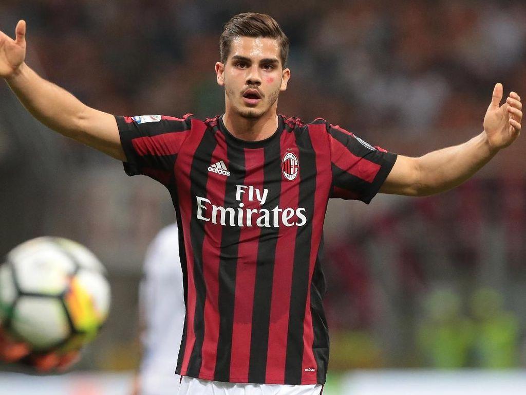 Andre Silva Mau Pulang ke Milan?