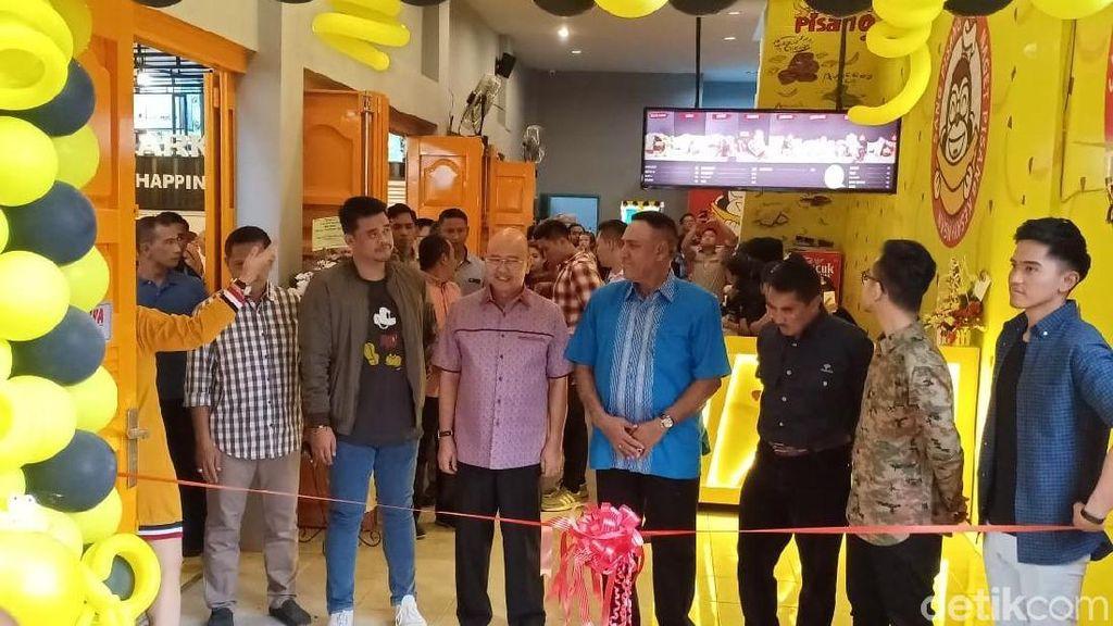 Mengintip Kedai Rakyat, Kafe Hasil Kolaborasi Anak-anak dan Mantu Jokowi