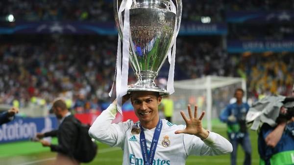 9 Tahun Cristiano Ronaldo di Real Madrid: 450 Gol, 4 Trofi Liga Champions