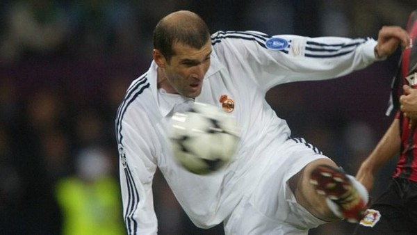 Zidane Pernah Merumput di Real Madrid dengan Bayaran Segini