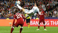 Aksi Bale di Final 2018 Bersejarah seperti Zidane di 2002