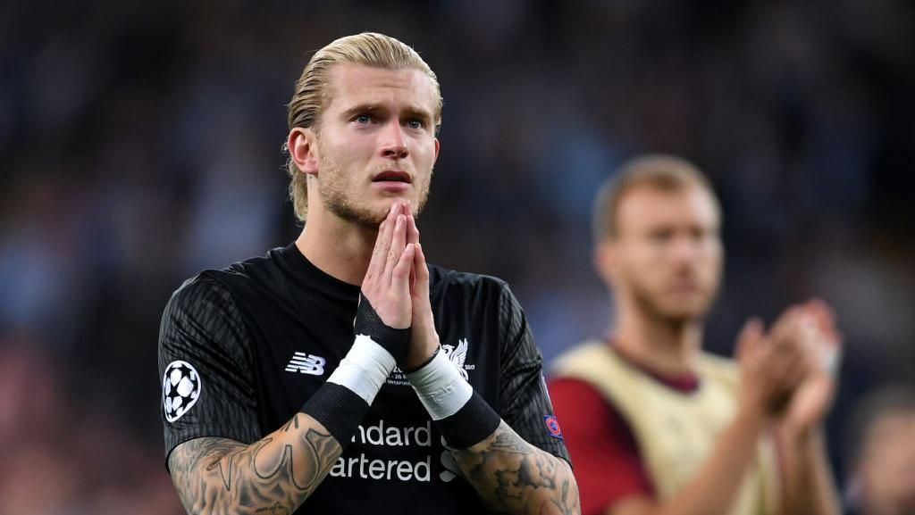 Video: Duh.. Karius Lagi-lagi Blunder