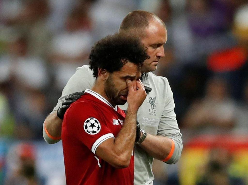 Air Mata Mohamed Salah