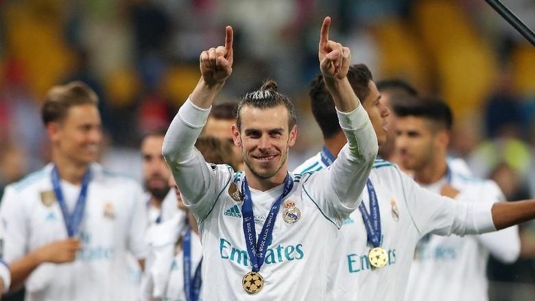 Gareth Bale di Antara Pencetak Dua Gol saat Final Liga Champions