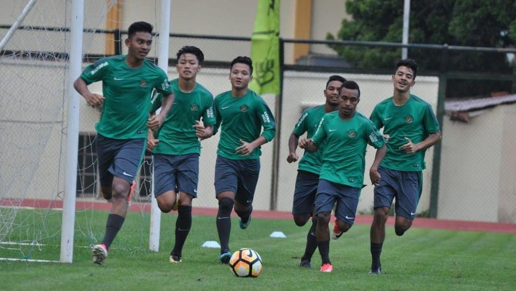 Jelang Piala AFF, Timnas U-19 Lanjutkan Pemusatan Latihan di Yogyakarta