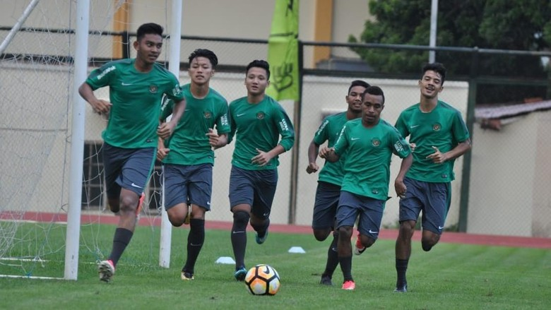 PSSI Siapkan Lawan Tim Lokal untuk Timnas U-19