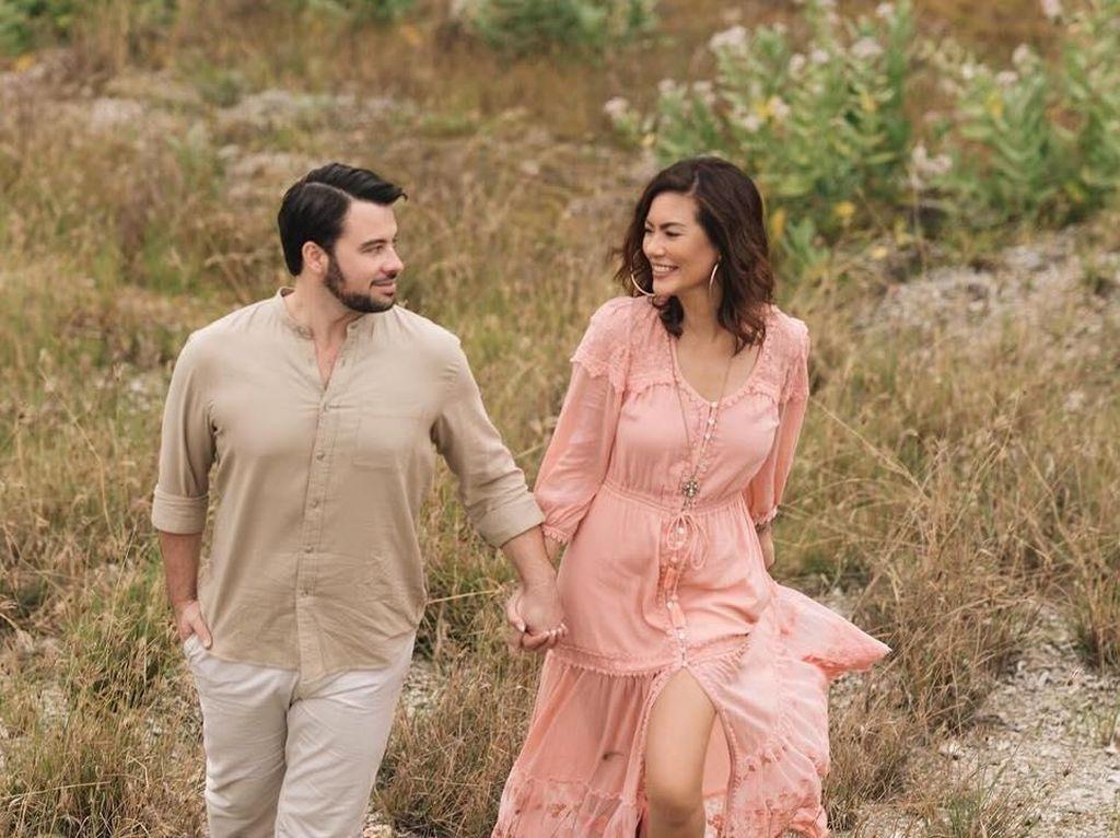 10 Tahun Menjanda, Aline Adita Akhirnya Menikah