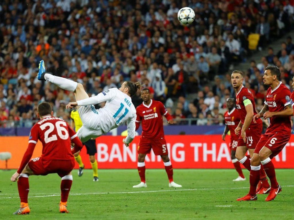 Gareth Bale Akui Marah di Final Liga Champions Musim Lalu