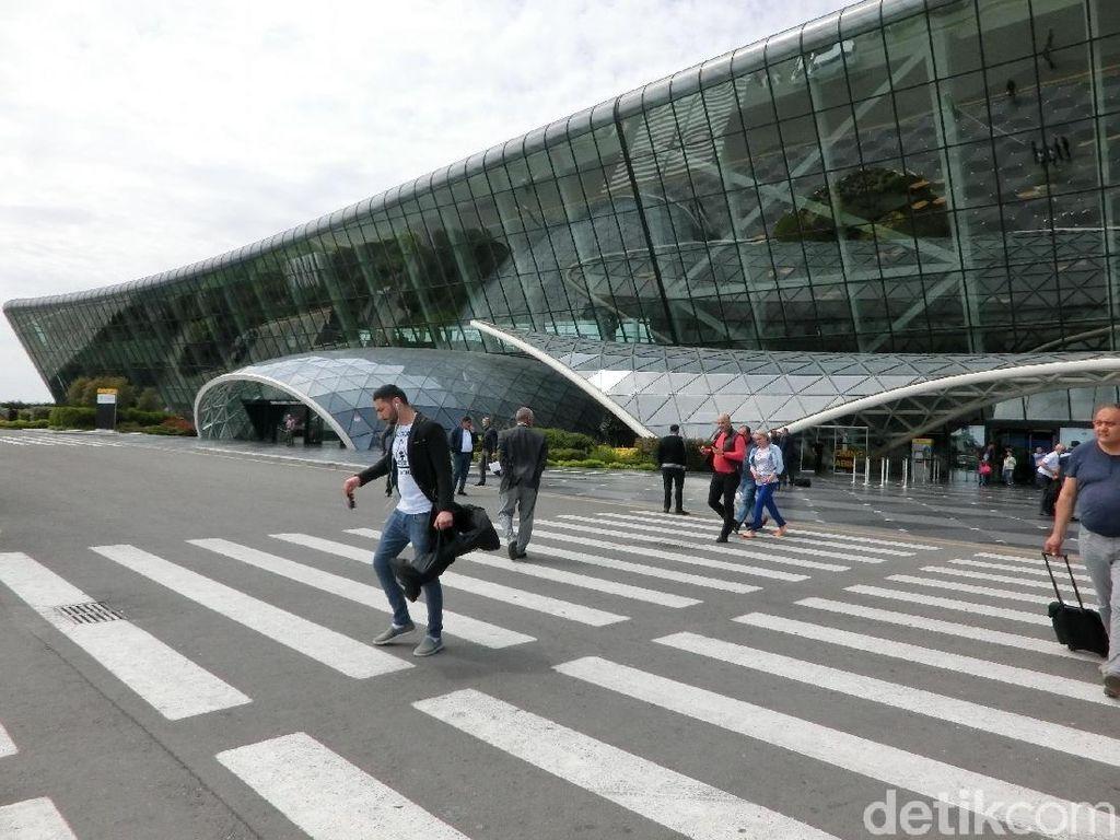 Foto: Bandara Milik Negara Api