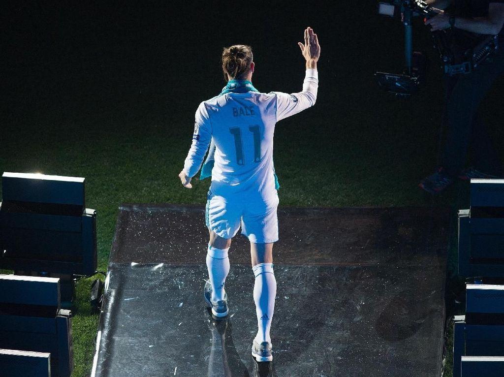 Mau Sampai Kapan Jadi Pemeran Pembantu di Madrid, Bale?