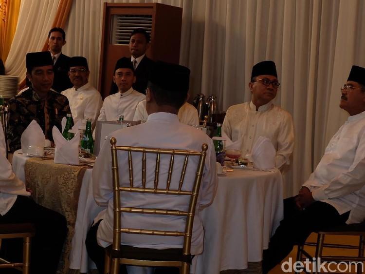Bukber, Bamsoet Sapa Haji Jokowi dan Deretan Cawapres