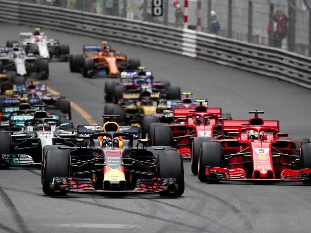 Balapan GP Monako Dianggap Paling Membosankan di F1