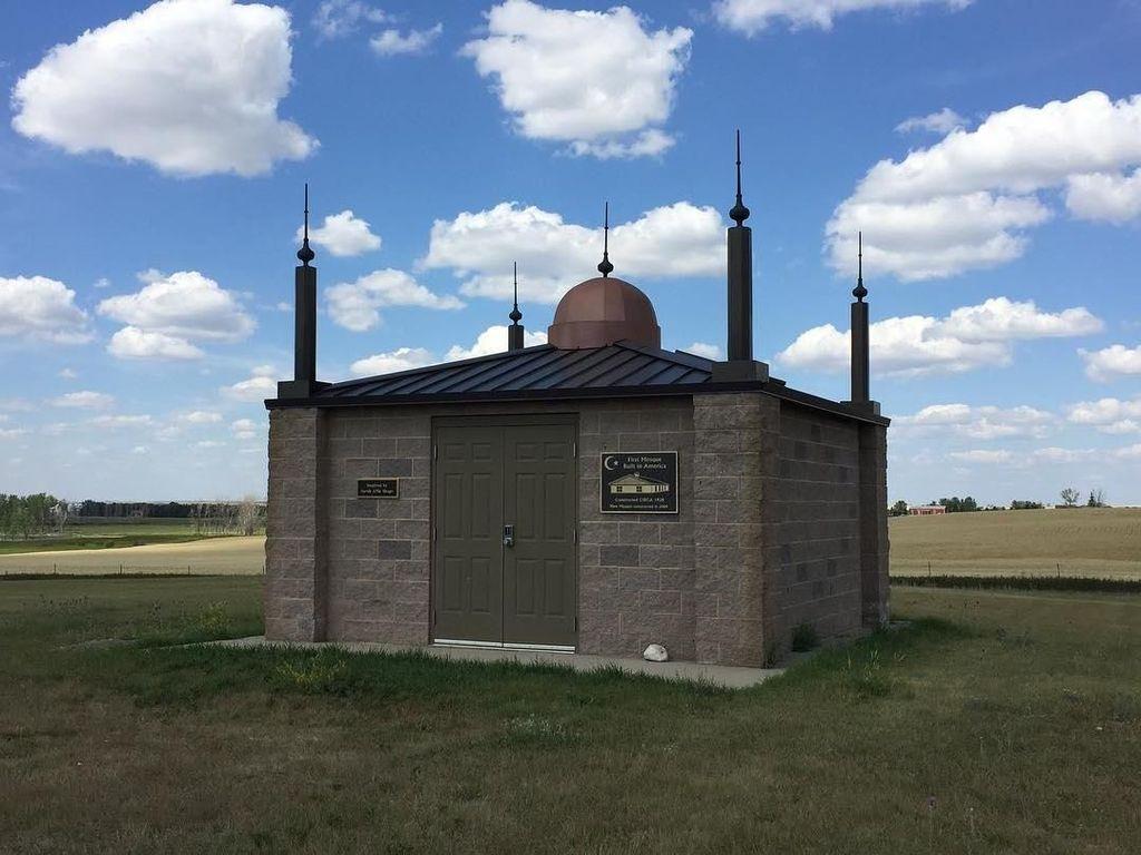 Penampakan Masjid Tertua di Negeri Paman Sam