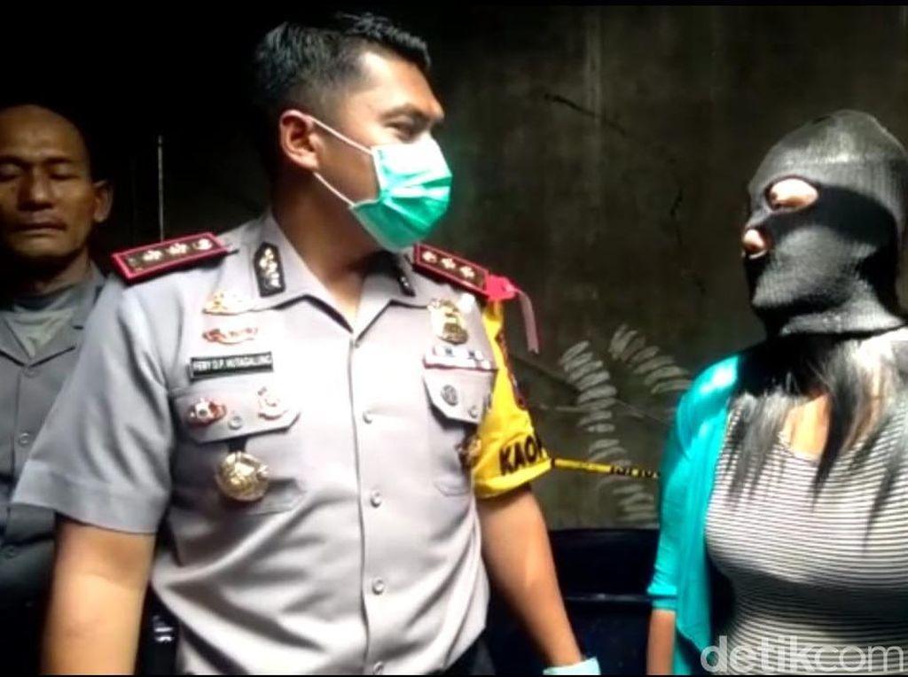 Polisi Gerebek Rumah Wanita Ini karena Produksi Miras