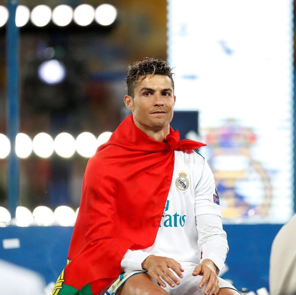Bahas Masa Depan di Tengah Perayaan Juara Madrid, Ronaldo Tak Menyesal