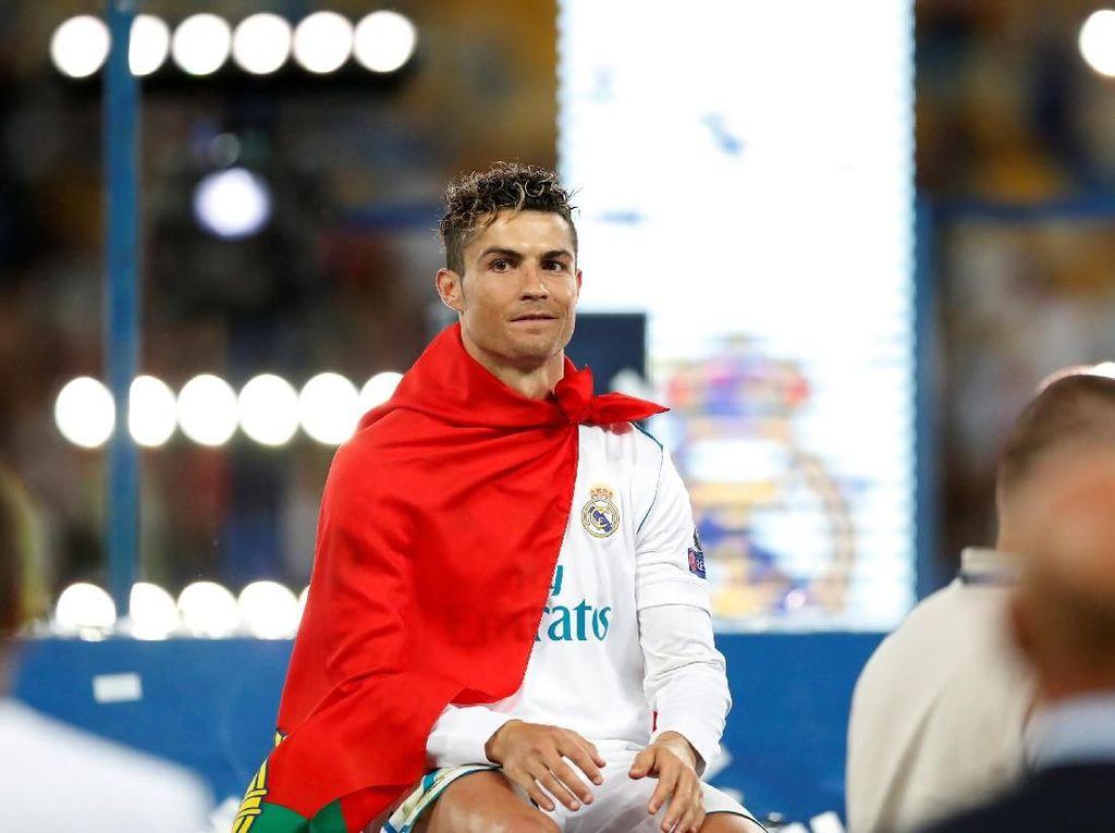 Cristiano Ronaldo Cuma Ingin Kembali ke Manchester United