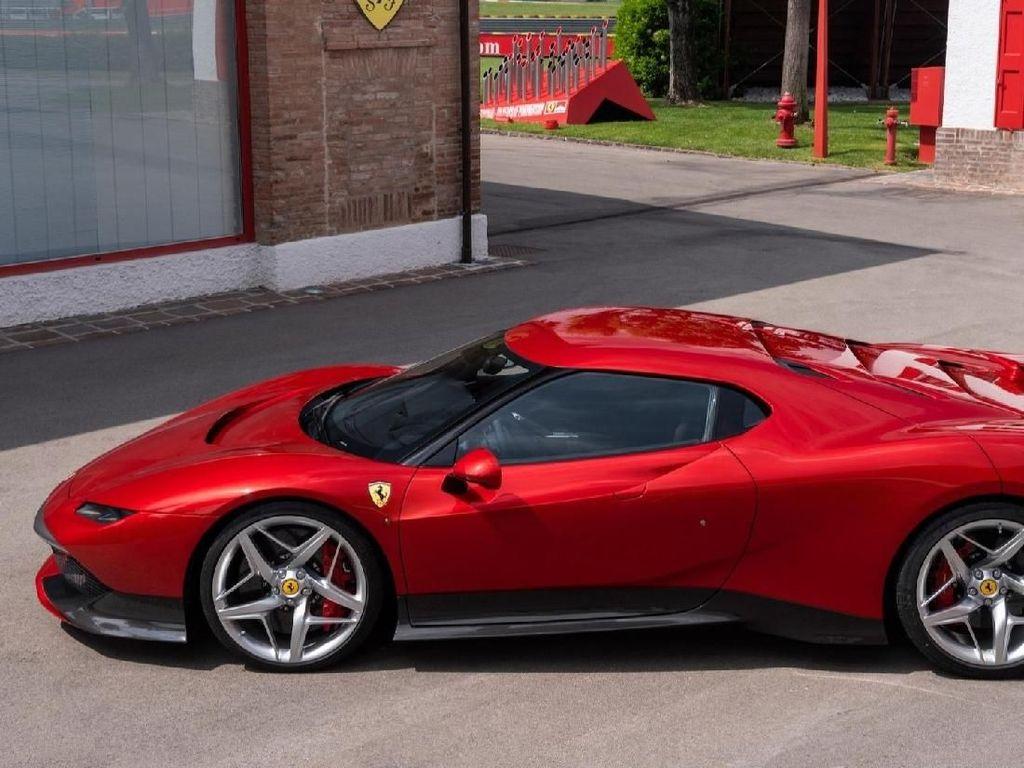 Ferrari SP38 Deborah, Cuma Satu di Dunia