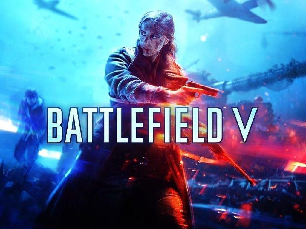 Battlefield V Terjual Jutaan Kopi, tapi Tetap Tak Penuhi Target