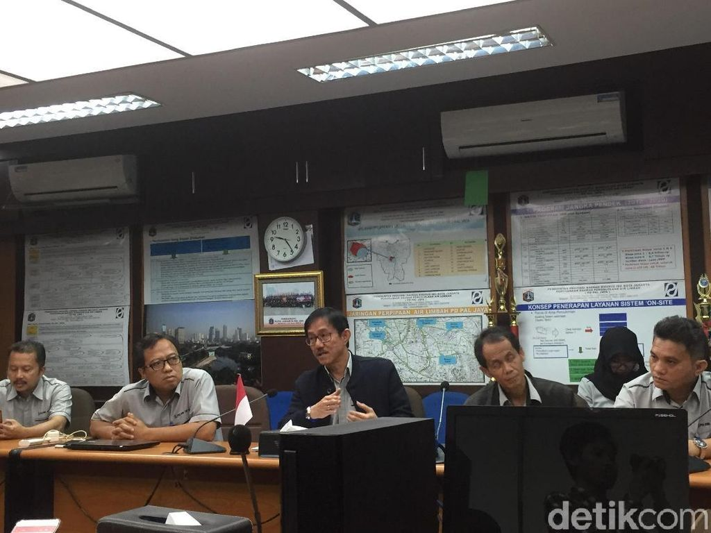 PD PAL Jaya Tegaskan Air Olahan Limbah Tinja Bukan untuk Diminum