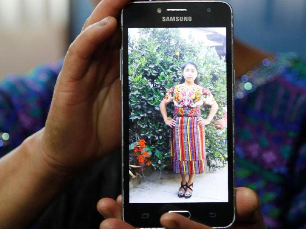 Potret Tragis Gadis Guatemala yang Ditembak Mati di AS